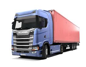 3D model Scania S 500 New Generation