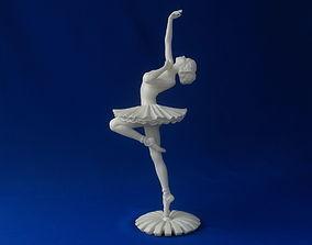 3D print model Ballerina