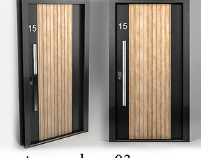 entrancedoor 3D