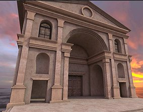 Sant Andrea Basilica 3D model