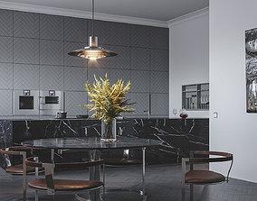 3D Fabricius Kitchen
