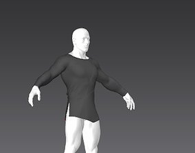 Clothes for Marvelous Designer T-Shirt08 3D