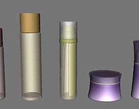 MakeUp Bottle 3D
