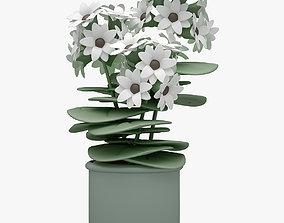 Flower 08 3D