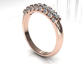 3DM Diamond Ring D333