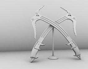 3D model Axe Ice Climbing