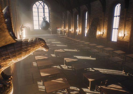 Hogwarts Great Hall (WIP)