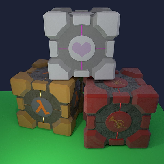 Game Cubes