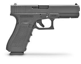 Glock 17 3D Print Model ammo