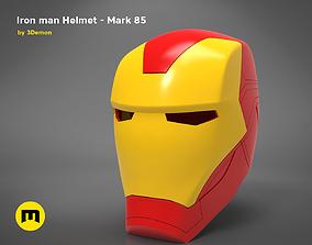3D print model Iron Man Helmet Mark 85