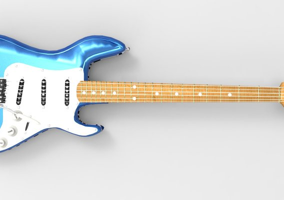 Fender Stratocaster!