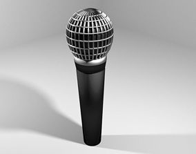 Microphone - Type 1 3D
