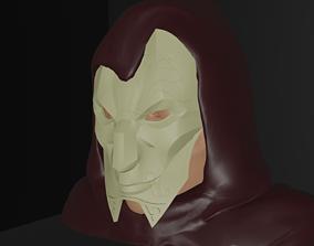 Hooded Jhin 3D print model