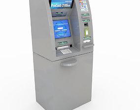Automated teller machine - Cash dispenser ATM PC2100 XE 3D