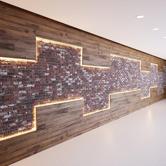 Wall 3d decor