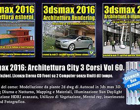 060 3ds max 2016 Architettura City Cd Front V