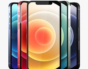 houdini 3D model iPhone 12