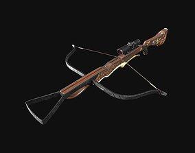 3D Long Crossbow