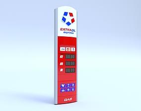 3D Price display