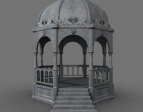 Gazebo pavillon 3D