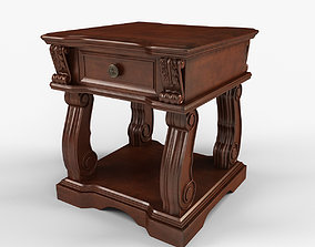 3D model Alymere End Table