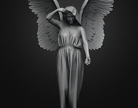 3D printable model sculpture Angel Statue