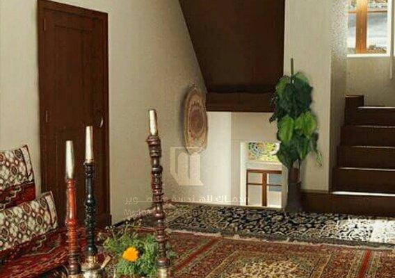 Yemeni livingroom classic Sana'a -Yemen