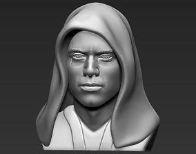 Anakin Skywalker Star Wars bust 3D printing ready stl obj