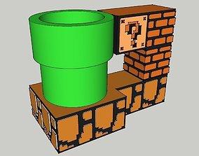 Super Mario Can Stein 3D printable model