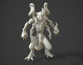 Demon Caster 3D printable model