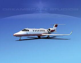 3D model LearJet 45 V02