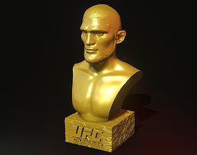 Habib Nurmagamedov - UFC Champion 3D print model