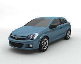 2007 Vauxhall Astra Hatchback 3D