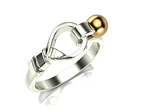 Unique Ring Design 3D print model