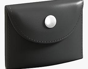 3D asset Galls Leather Glove Pouch