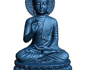Buddha statue 2 3D print model