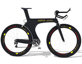 Sport Bicycle 3D bicycle