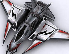 3DRT - Sci-Fi Fighter 13 VR / AR ready