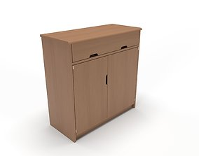 commode 2 3D