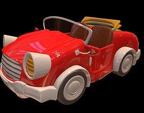 Asset - Cartoons - Car - 01 - 3D Model