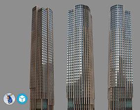 3D asset Kings Reach Tower London