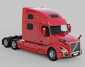 Volvo VNL 760 2020 3D