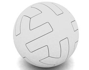 Football ball 3D printable model