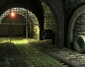 Sewer Set 3D model