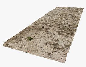 3D asset Soil Ground