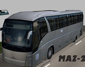 Maz 251 3D asset