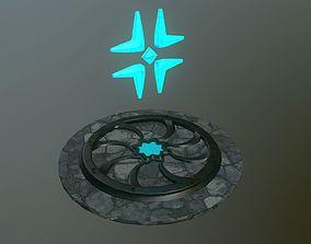 3D asset Megahealth