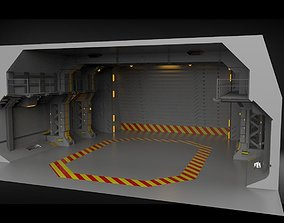 sci gates for the tunnel 3D