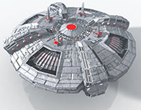 ALIEN MOTHERSHIP 3D