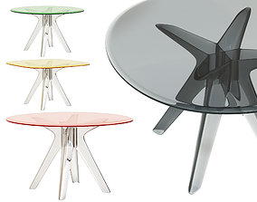 Sir Gio table by Kartell 3D